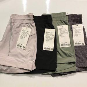 Lot of 4 Lululemon Spring Break Away Shorts *NWT*